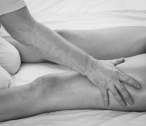 Massage detalje. Mere information om ned i kroppen